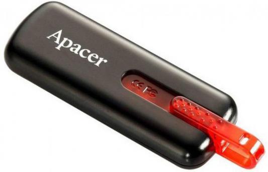 Флешка USB 16Gb Apacer Flash Drive AH326 AP16GAH326B-1 черный usb flash drive