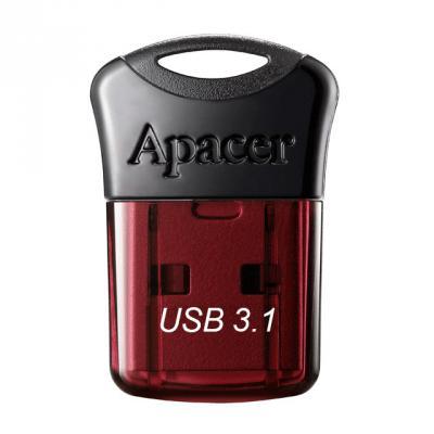 Флешка USB 8Gb Apacer Flash Drive AH157 AP8GAH157R-1 красный цена и фото