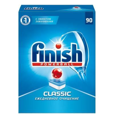 Таблетки для посудомоечной машины Finish Classic 90шт 3022211 кеторол 10мг 20 таблетки