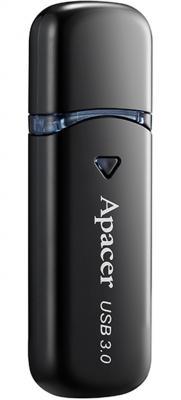 Флешка USB 8Gb Apacer Flash Drive AH355 AP8GAH355B-1 черный цена и фото
