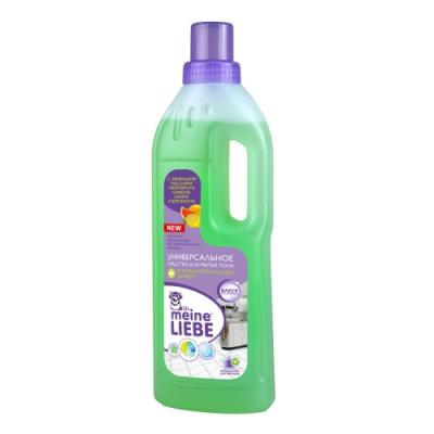 MEINE LIEBE Универсальное средство для мытья пола Антибактериальный эффект 750 мл средство для мытья полов meine liebe жидкое универсальное 1000 мл