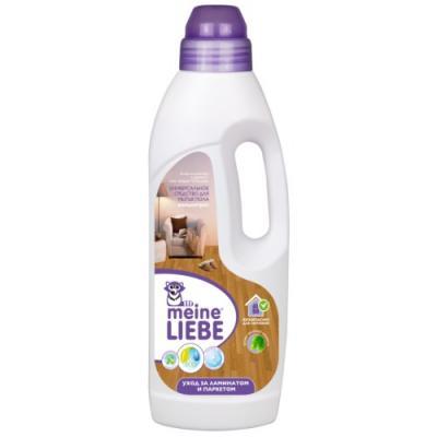MEINE LIEBE Универсальное средство для мытья пола, концентрат 1000мл коврик напольный floortex fc1213017ev прямоугольный для паркета ламината пвх 120х130см
