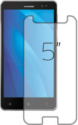 """Защитное стекло Deppa универсальное для смартфонов 5.0"""" 0.3 мм прозрачное 62227"""