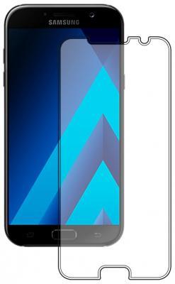 Защитное стекло Deppa для Samsung Galaxy A7 2017 0.3мм прозрачное 62289 deppa для samsung galaxy a7 2016 nature озеро прозрачный