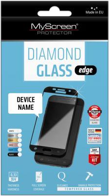 Защитное стекло 2.5D Lamel MyScreen LITE Glass edge White для iPhone 7 Plus 0.33 мм MD2827TG туши lamel lamel professional тушь для ресниц ideal lash