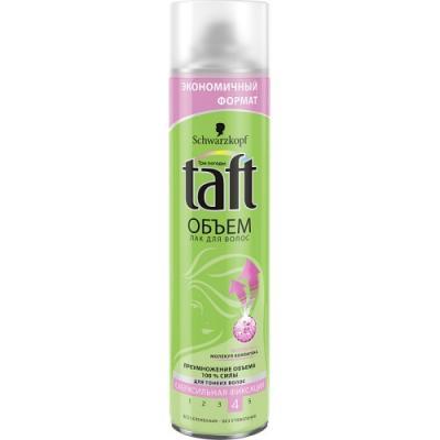 Лак для волос Taft Объем 350 мл taft лак объем для тонких волос
