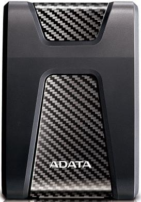 "Внешний жесткий диск 2.5"" USB3.1 2Tb Adata HD650 AHD650-2TU31-CBK черный цена"