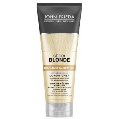 """Кондиционер John Frieda """"Sheer Blonde"""" 250 мл john frieda sheer blonde увлажняющий активирующий кондиционер для светлых волос sheer blonde увлажняющий активирующий кондиционер для светлых волос"""