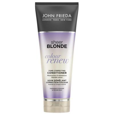 Кондиционер John Frieda Sheer Blonde. Сolour Renew 250 мл renew renew жемчужный пилинг beauty pearl pearl peeling 1302070 70 мл
