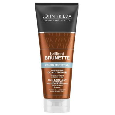 Кондиционер John Frieda Brilliant Brunette. Colour Protecting 250 мл wholesale cheap brazilian human hair glueless full lace wigs with baby hair for black women