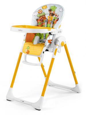 Стульчик для кормления Peg-Perego Prima Pappa Zero-3 (fox & friends) стульчик для кормления peg perego prima pappa zero 3 babydot beige