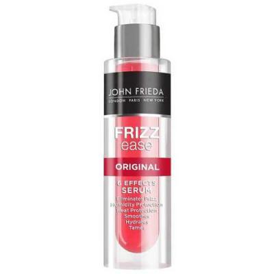 Frizz Ease Оригинальная сыворотка 6 в 1 для непослушных волос 50 мл органайзер для хранения одежды homsu basic универсальный подвесной 24 х 18 5 х 9 5 см
