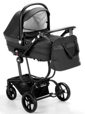 Коляска 3-в-1 Cam Comby Taski (696/черный-графит) cam коляска 3 в 1 dinamico elite up cam бежевый