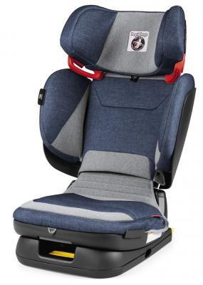 Автокресло Peg-Perego Viaggio 2/3 Flex (urban denim) автокресло peg perego viaggio 2 3 shuttle crystal black