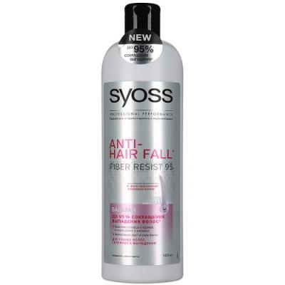 Бальзам SYOSS Anti-Hair Fall 500 мл
