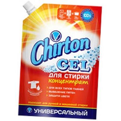 Гель для стирки CHIRTON - 750мл