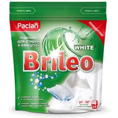 Стиральный порошок PACLAN Brileo 24шт эвалар формула сна усиленная формула 30 капсулы