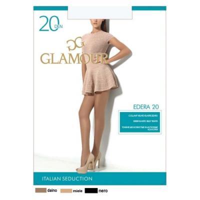 Колготки GLAMOUR Edera 3 20 den лёгкий загар glamour edera