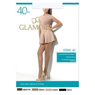 Колготки GLAMOUR Edera 3 40 den лёгкий загар glamour edera