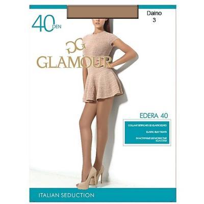 Колготки GLAMOUR Edera 3 40 den медный glamour edera