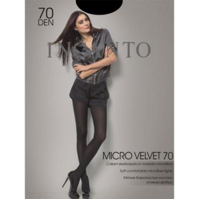 Колготки INCANTO Micro Velvet 5 70 den черный аккумулятор husqvarna 5051431 01