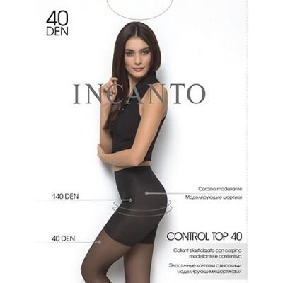 Incanto Колготки Control Top 40 Bs daino, 3 incanto колготки cosmo 40 daino 2