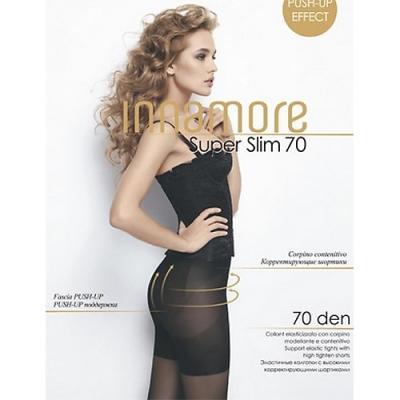 Колготки INCANTO Super slim 5 70 den черный колготки argentovivo beauty 5 70 den коньячный