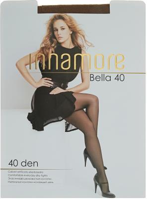 Колготки INNAMORE Bella 3 40 den медный hotel bella 3 прага