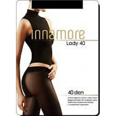 Колготки INNAMORE Lady 5 40 den черный