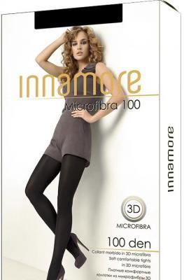 Innamore Колготки MICROFIBRA 100 размер XL Moka innamore трусы innamore icd33181 basic lace ванильный