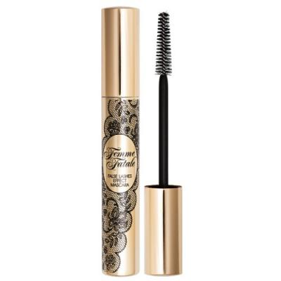 VS Тушь объемная с эффектом накладных ресниц/Double Lash Mascara/Mascara Volumateur effet faux Cils Femme Fatale тон 01 mitsubishi compatible vlt hc5000lp er projector lamp with housing for front projectors