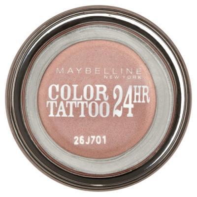 MAYBELLINE Тени для век Eуе Studio Color Tattoo тон 65 Розовое золото maybelline maybelline тени для век eyestudio color tattoo 101 морозное дыхание 4 мл