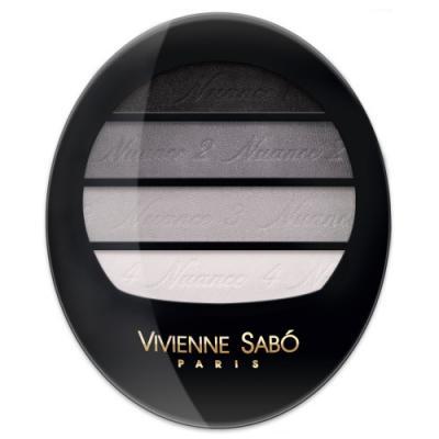 Картинка для VS Тени для век квартет / Eyeshadow Quartet / Ombre a Paupieres Quartette Quatre Nuances тон/shade 71