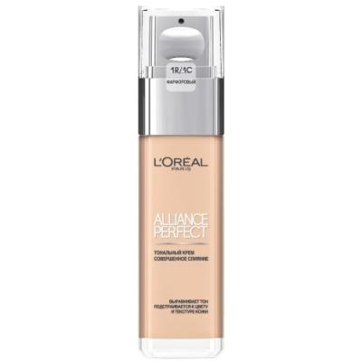 LOREAL ALLIANCE PERFECT Тональный крем тон 1R румяна loreal paris румяна alliance perfect loreal