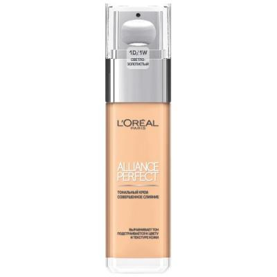 LOREAL ALLIANCE PERFECT Тональный крем тон 1D румяна loreal paris румяна alliance perfect loreal