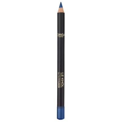 LOREAL COLOR RICHE Карандаш для глаз тон 107 Синий неаполь тени loreal paris палетка теней ombree color riche loreal