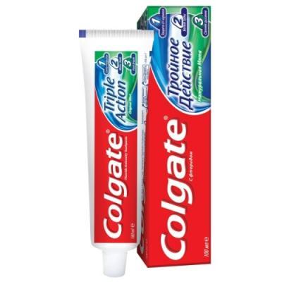 КОЛГЕЙТ Зубная паста Тройное действие 100мл