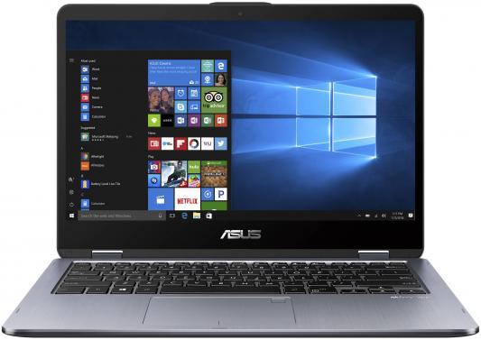 """Ультрабук ASUS VivoBook Flip TP410UA-EC303T 14"""" 1920x1080 Intel Core i3-7100U 90NB0FS1-M08370"""