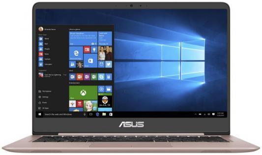 Ультрабук ASUS Zenbook UX410UF-GV030T 14 1920x1080 Intel Core i7-8550U 90NB0HZ4-M00480