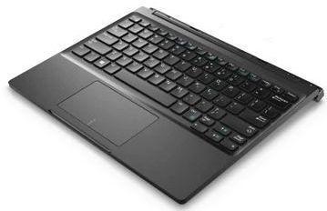 Клавиатура беспроводная DELL 580-AGJX USB + Bluetooth черный клавиатура dell