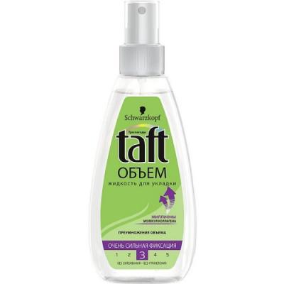 цена на Жидкость для укладки волос Taft спрей Объем 150 мл