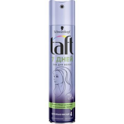 Лак для волос Taft лак 7 Дней 225 мл 2276200 лак