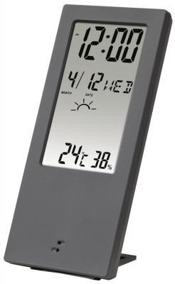 Термометр Hama Hama TH-140 серый 00176915 бинокль hama optecroof