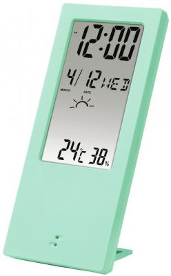 Термометр Hama TH-140 зеленый 00176916 термометр hama th 140 серый