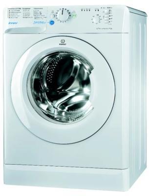 Стиральная машина Indesit BWSB 61051 белый indesit indesit itw d 61051 g rf