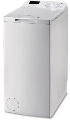 Стиральная машина Indesit BTW D51052 RF белый женские сапоги ecco 261633 14 51052 58877