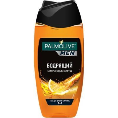 ПАЛМОЛИВ Гель для душа Цитрусовый заряд мужской 250мл palmolive гель для душа арома настроение твое очарование 250мл