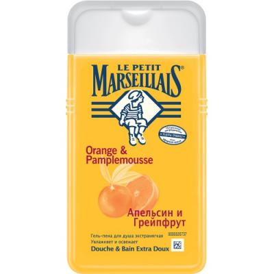 LPM Гель-пена для душа Грейпфрут и апельсин 250 мл fa гель для душа oriental moments 250 мл