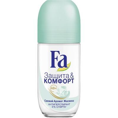 Дезодорант-антиперспирант Fa Защита & Комфорт 50 мл цветочный антиперспирант maxim dabomatic 30% дезодорант максим
