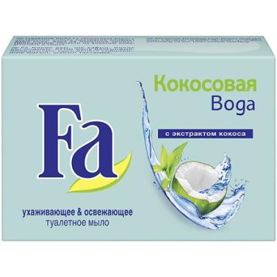 Мыло твердое Fa Кокосовая вода 90 гр